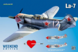 EDK7425 1/72 Lavochkin La-7  Weekend